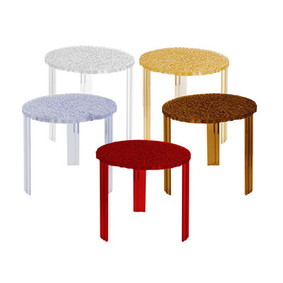 Uk kartell t table large side table at contemporary heaven for Table kartell