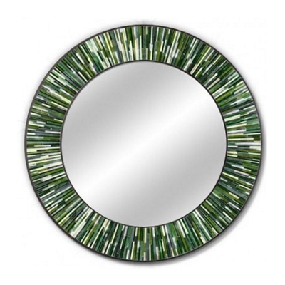 Roulette mirrors
