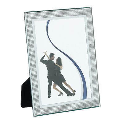 Charlotte Mirror Sparkle Photo Frame