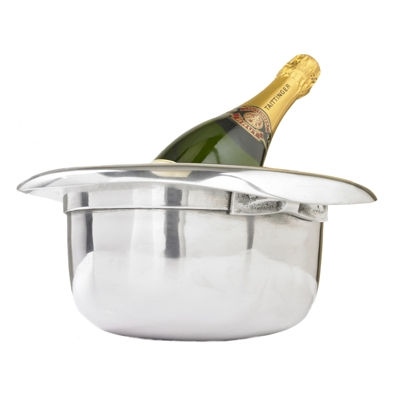 Igneous Bowler Hat Champagne Bucket
