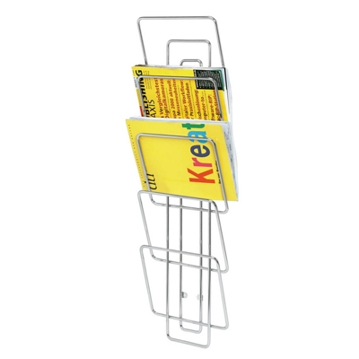 Blomus Wire Wall Magazine Rack
