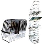 Extendable and Mountable Constantina Magazine Rack