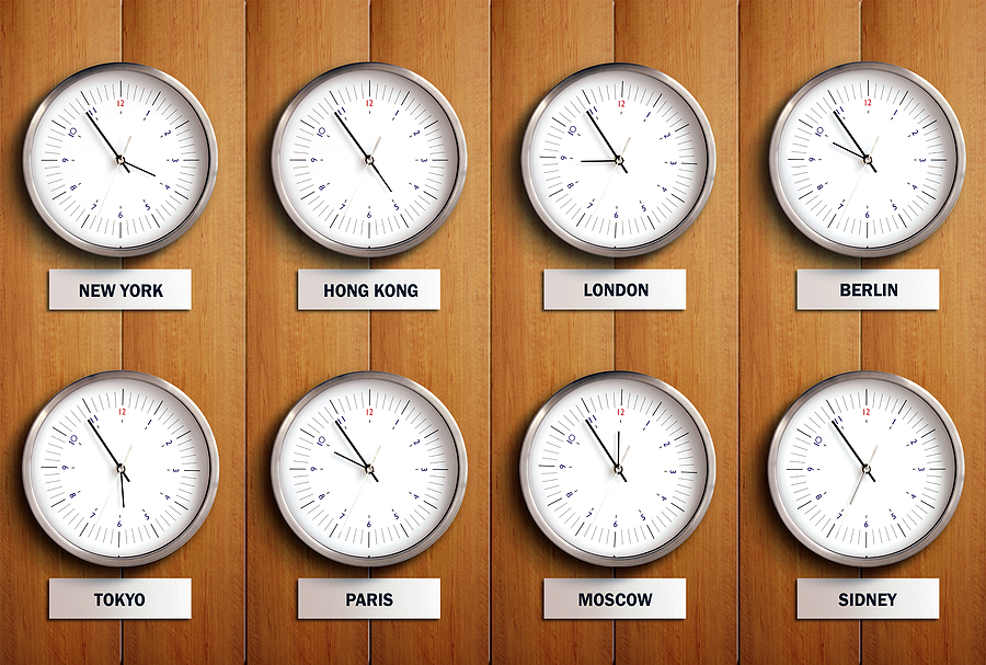 Why Were Time Zones Needed?