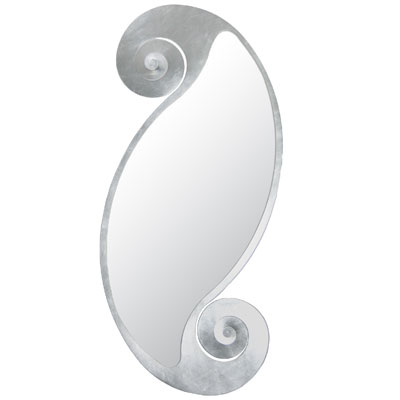 Arti & Mestieri Oval Circles Wall Mirror