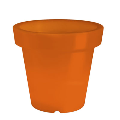 BLOOM! Pot Illuminated Planter Orange
