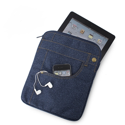 iPad Case Jeans & Co. Blue