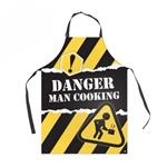 Balvi Apron Danger Man Cooking inches
