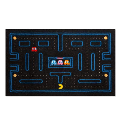 Balvi Pac-Man Door Mat