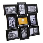 Balvi Magic 9 Aperture Frame Black