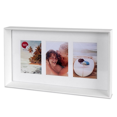 Balvi Seattle Multi Photo Frame White
