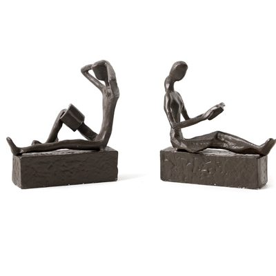 Balvi Readers Book Ends Black