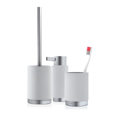 Blomus Ara Bathroom Set White