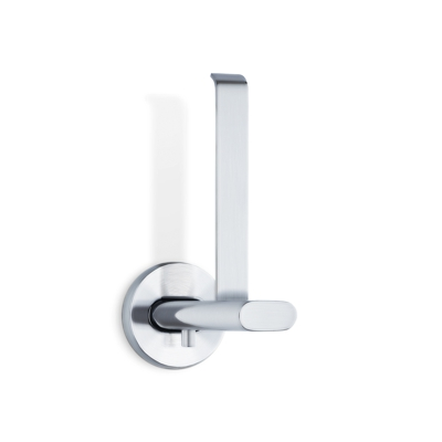 Blomus Areo Brushed Spare Toilet Roll Holder