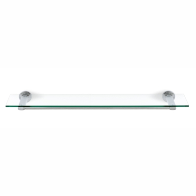 Blomus Areo Brushed Glass Shower Shelf