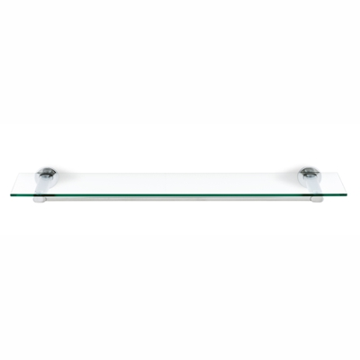 Blomus Areo Polished Glass Shower Shelf