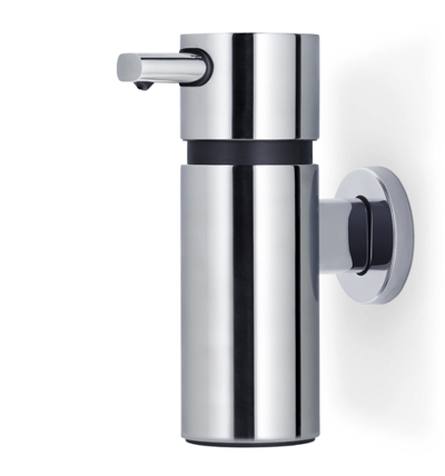 Blomus Areo Polished Wall Soap Dispenser