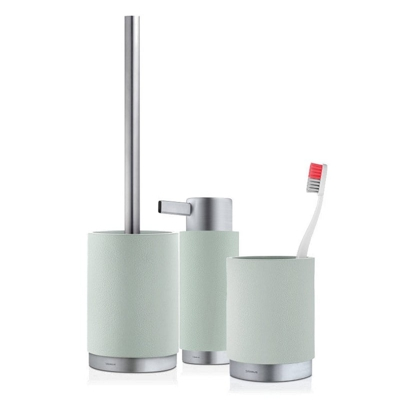 Blomus Ara Bathroom Set Ice Green