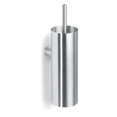 Blomus Brushed Stainless Steel Wall Toilet Brush