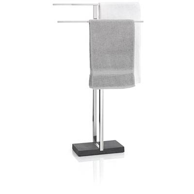 Blomus Menoto Towel Stand Polished