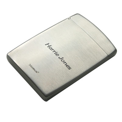 Personalised Blomus Business Card Holder