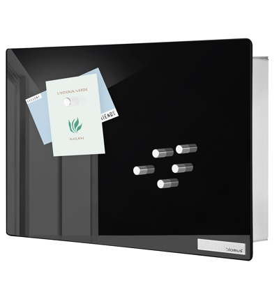 Blomus Velio Key Box / Glass Magnet Board