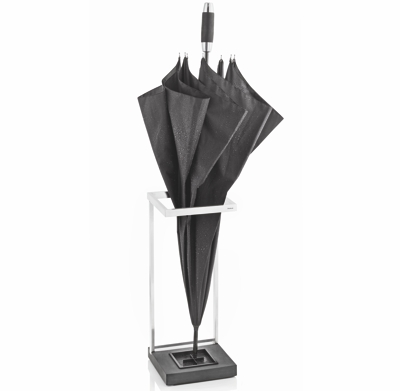 Blomus Menoto Stainless Steel Umbrella Stand
