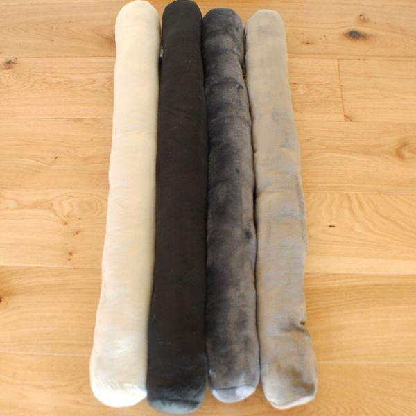 Draught Excluders in Four Colours