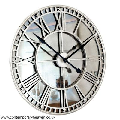 Skeleton Wall Clocks