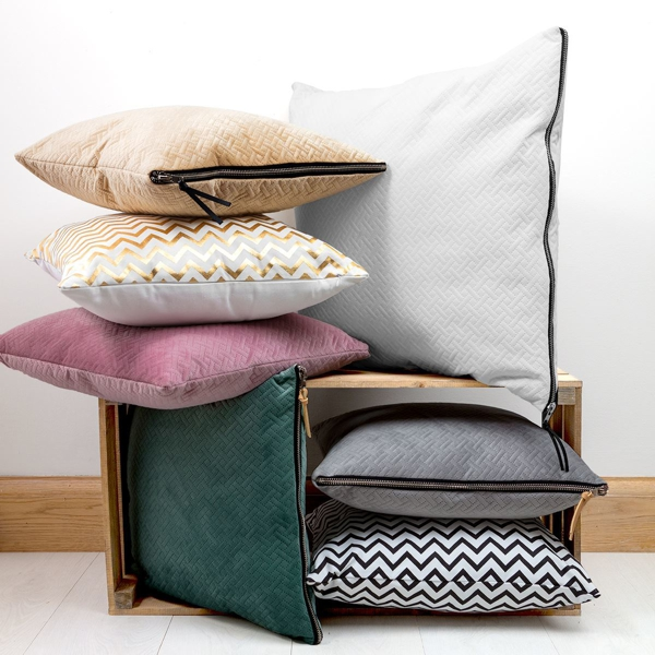 Herringbone Decorative Cushions