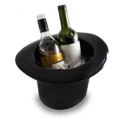 Top Hat Champagne Cooler Ice Bucket