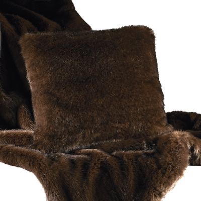 Dreamweavers Faux Mink Cushions