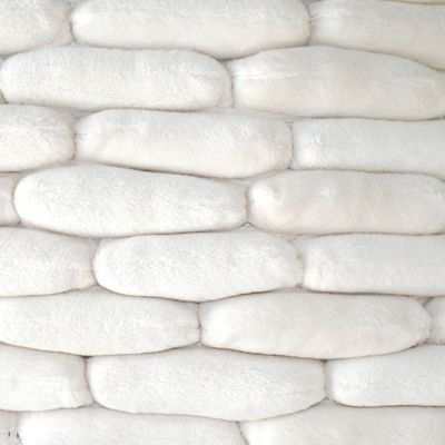 Dreamweavers Cream Chamois Cobble Rug