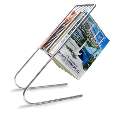 J Me Float Magazine Rack