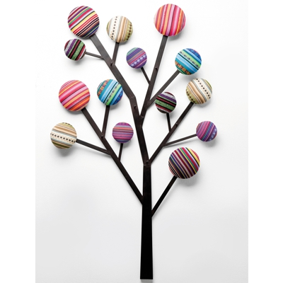 Kare Coat Rack Bubble Tree