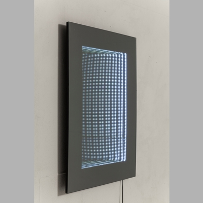 Kare LED Infinity Wall Mirror Rectangle
