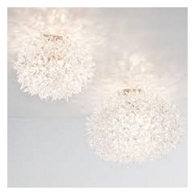Kartell Bloom Large Ceiling Mounted Light