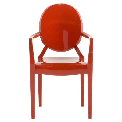 Kartell Lou Lou Ghost Childrens Chair