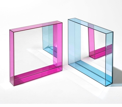 Kartell Only Me Wall Mirrors 50cm x 50cm