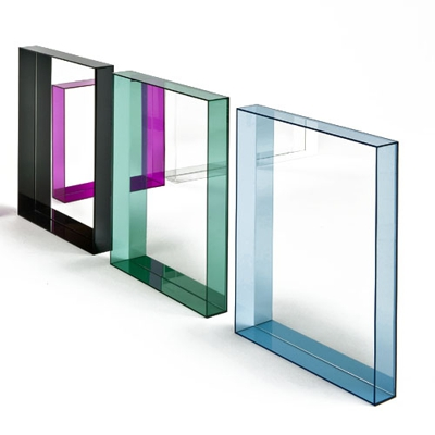 Kartell Only Me Wall Mirrors Transparent Return