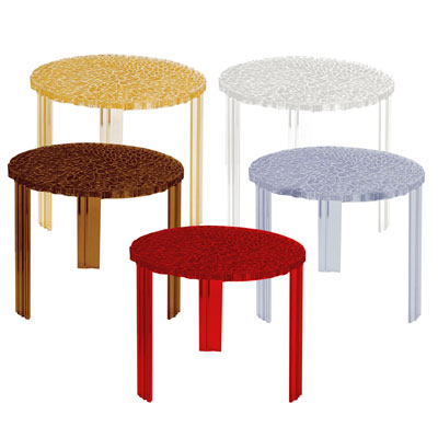Kartell T-Table Medium Side Table