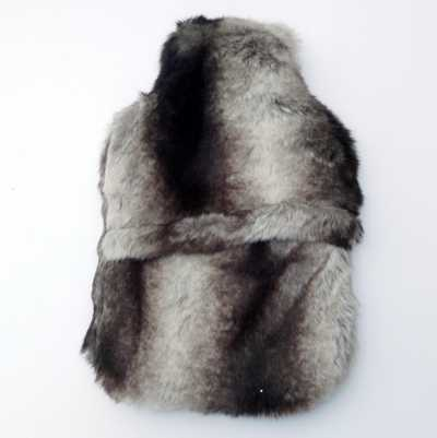 Katrina Hampton Faux Fur Hot Water Bottles