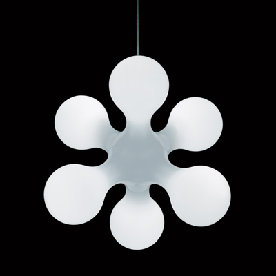 Kundalini Atomium Ceiling Light