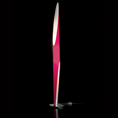 Kundalini Shakti Floor Light Fuchsia