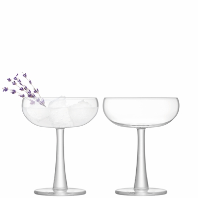 LSA Gin Coupe Glass Set