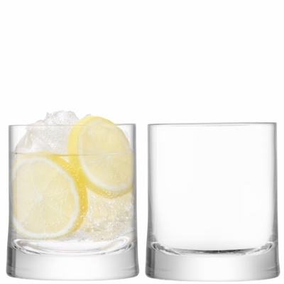 LSA Gin Tumbler Glass Set