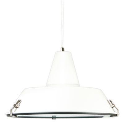 Leitmotiv Dock Pendant Light White
