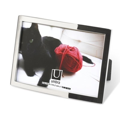 Umbra Senza Photo Frame Chrome