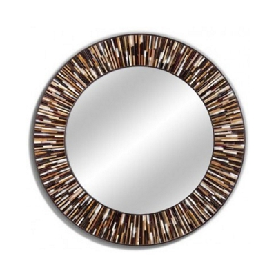 Piaggi Roulette Mirror Brown Light