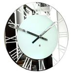Roco Verre Roman Large FROSTED Clock
