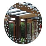 Roco Verre Bubbles Mirror